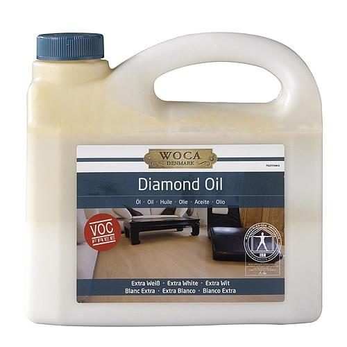 Woca Diamond Öl - 2,5 Liter