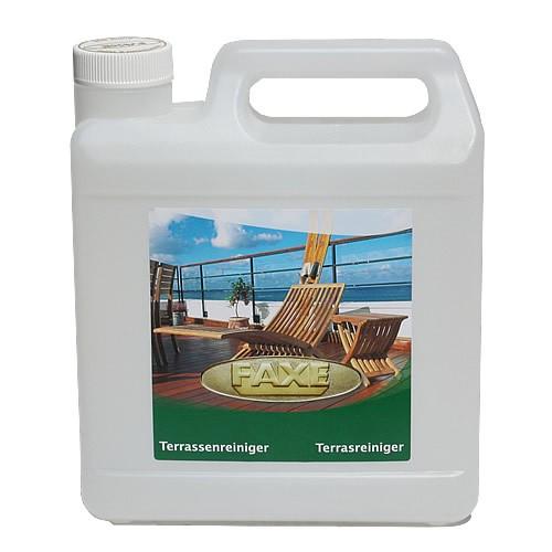 Faxe Terrassenreiniger - 2,5 Liter