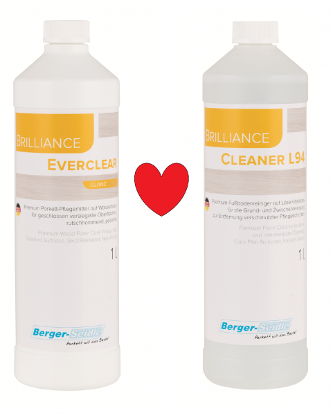 L93 Everclear + L94 Cleaner - je 1Liter