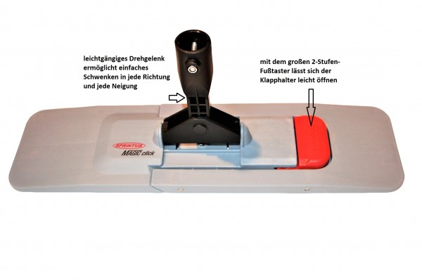 Magnetklapphalter Magic Click 40 cm