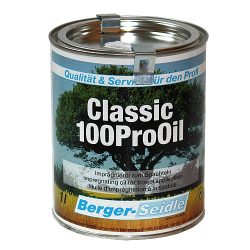 Berger-Seidle - Classic 100ProOil