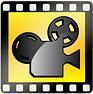 video-icon-gelb
