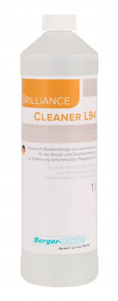 Berger Seidle - L94 Cleaner