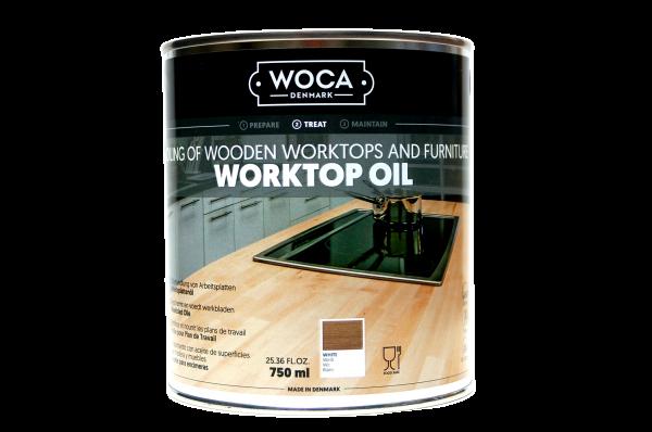 Woca Arbeitsplattenöl - 0,75 Liter
