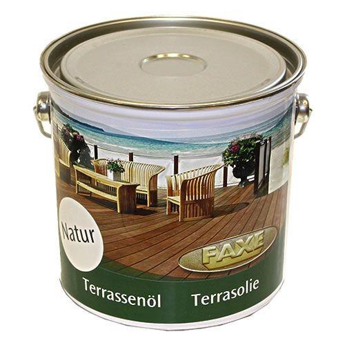 Faxe Terrassenöl - 2,5 Liter
