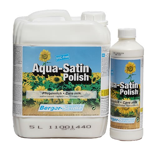 Berger-Seidle Aqua-Satin Polish