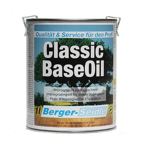 Berger-Seidle - Classic BaseOil - farblos