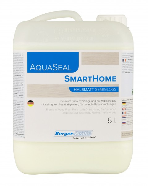 Berger-Seidle AquaSeal SmartHome