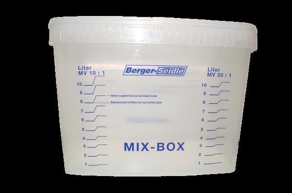 Mix-Box inkl.Deckel 15 Liter