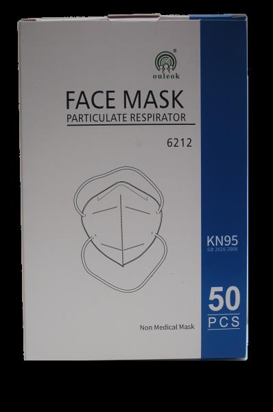Hygienemasken ohne Ventil KN95