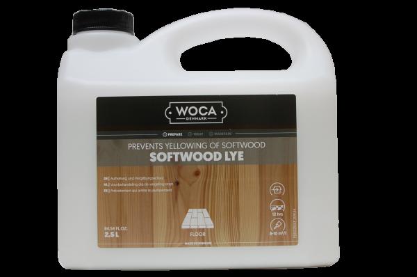 Woca Weichholzlauge - 2,5 Liter