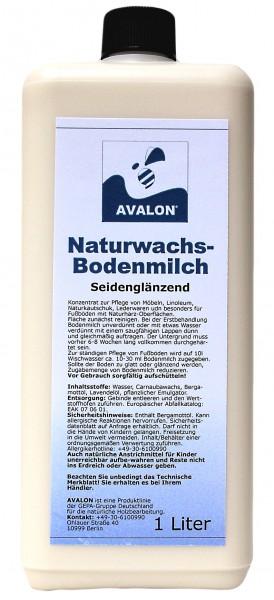 Avalon Naturwachs Bodenmilch