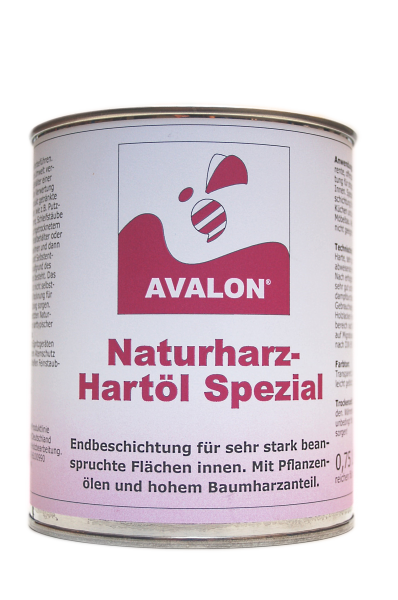 Avalon Naturharz Hartöl Spezial