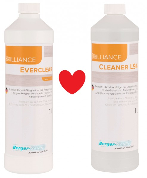 L93 Everclear + L94 Cleaner